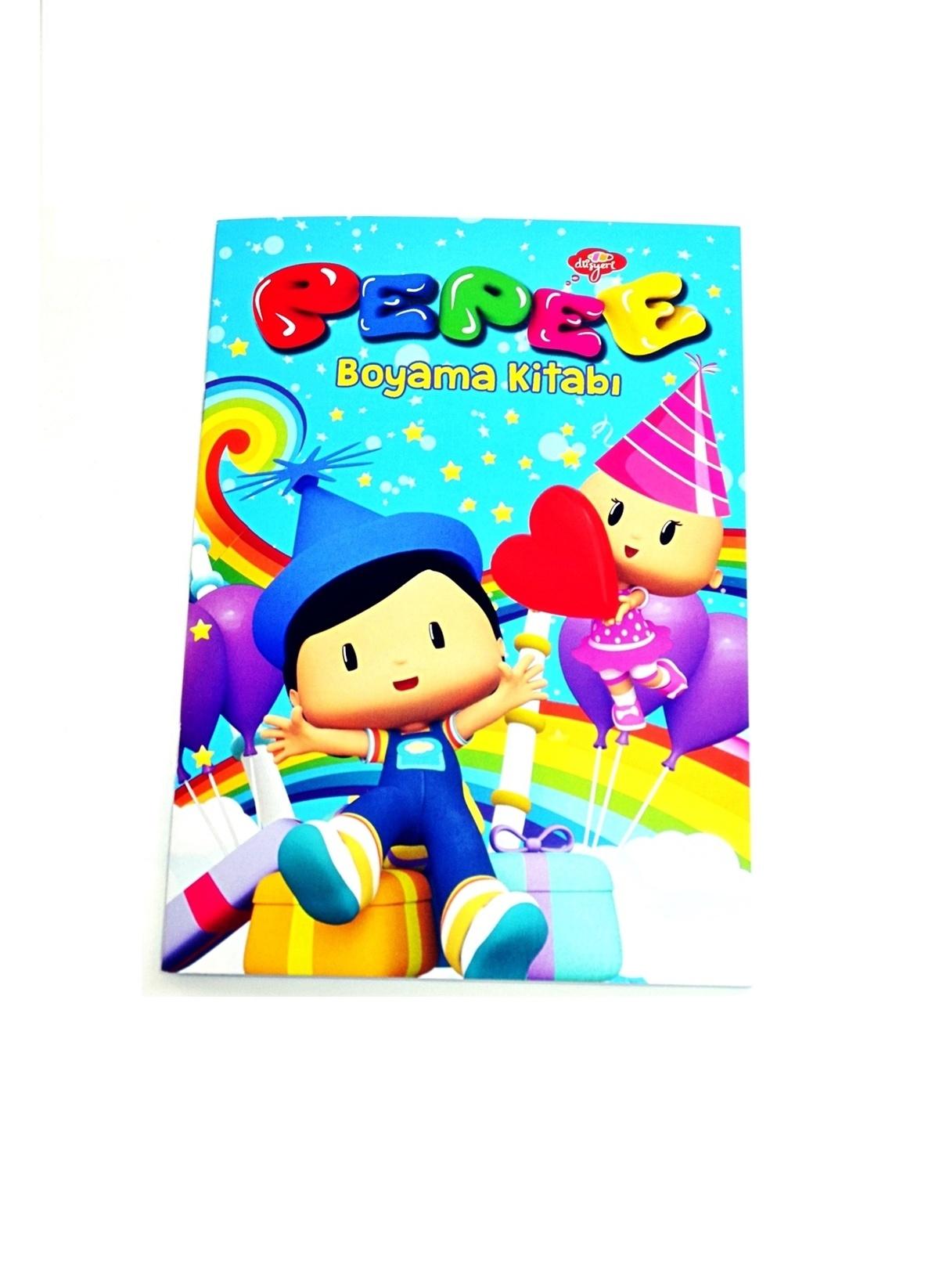 Pepee Unisex çocuk Kitap Mavi Indirimli Fiyat Morhipo 23361265